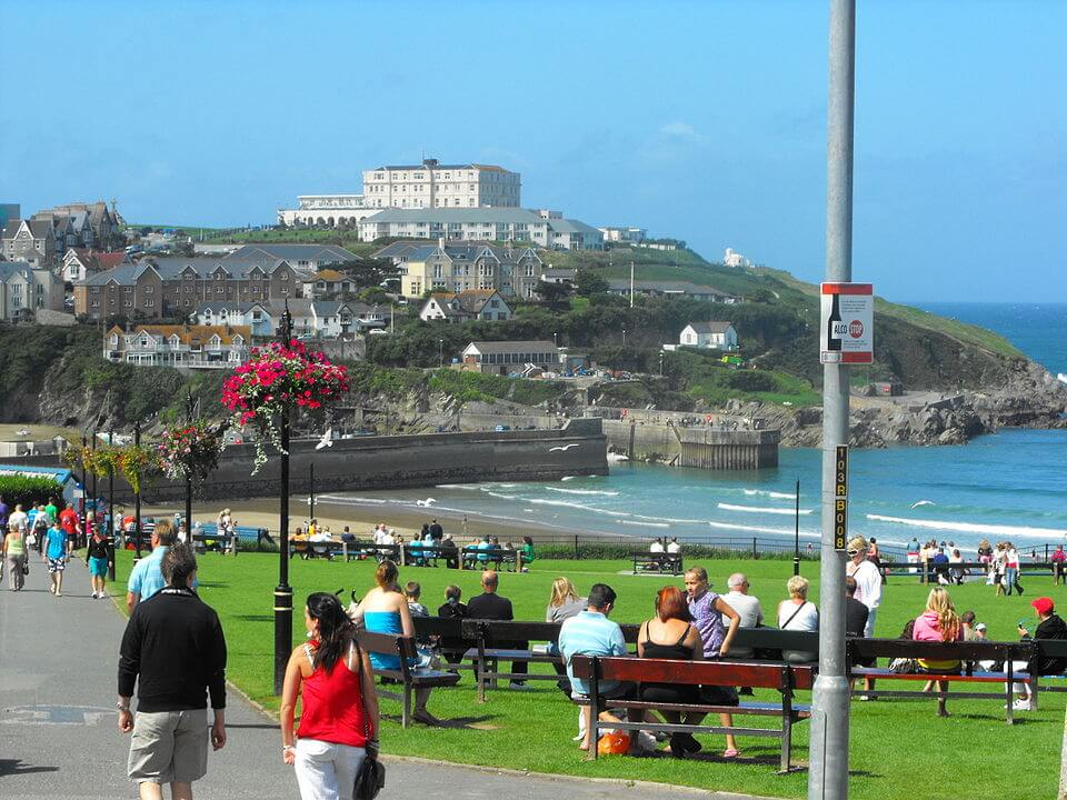 Bed and breakfast in Newquay