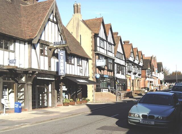 Bed and breakfast in Oxted