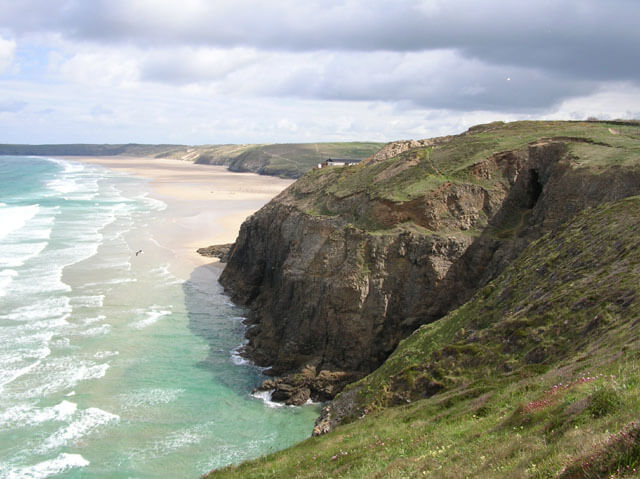 Bed and breakfast in Perranporth