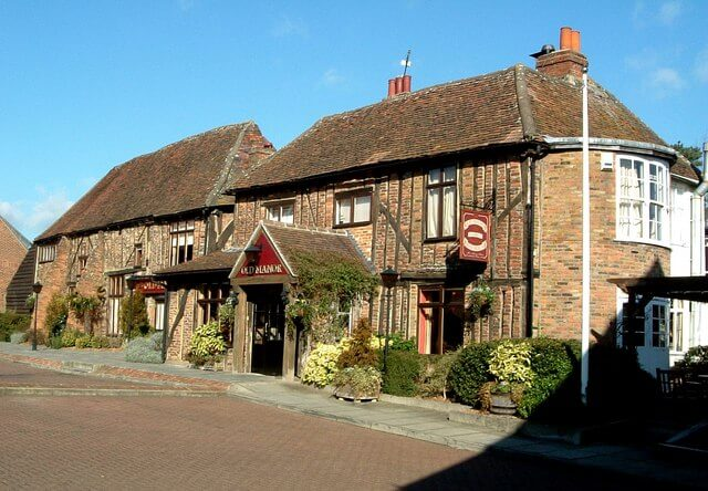 Bed and breakfast in Potters Bar
