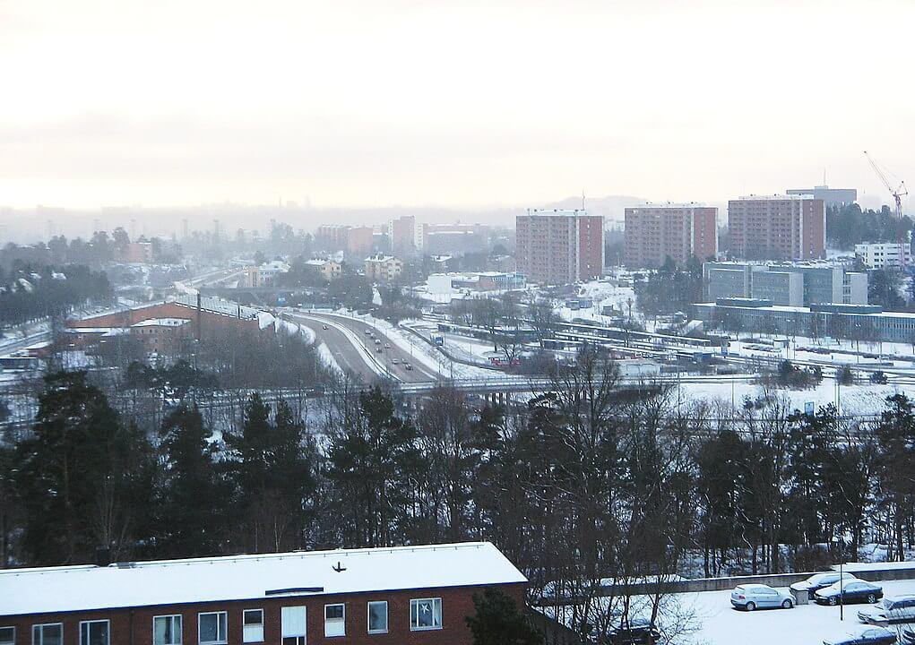 Semesterhem Boenden i Danderyds kommun?