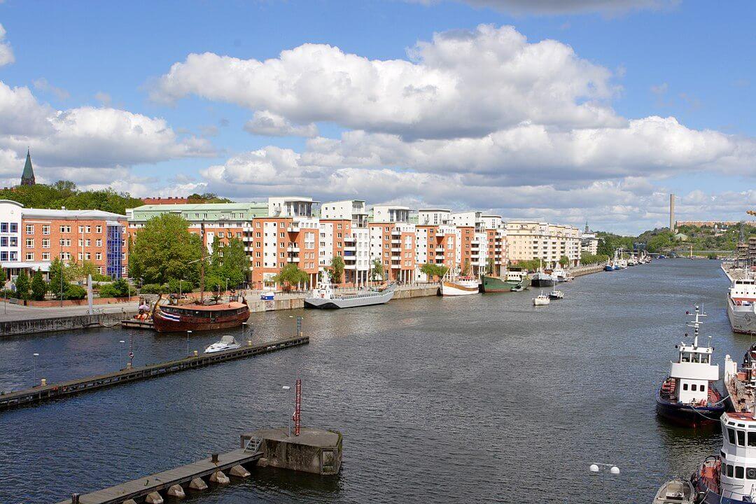 Semesterhem Boenden i Hammarby Sjöstad?