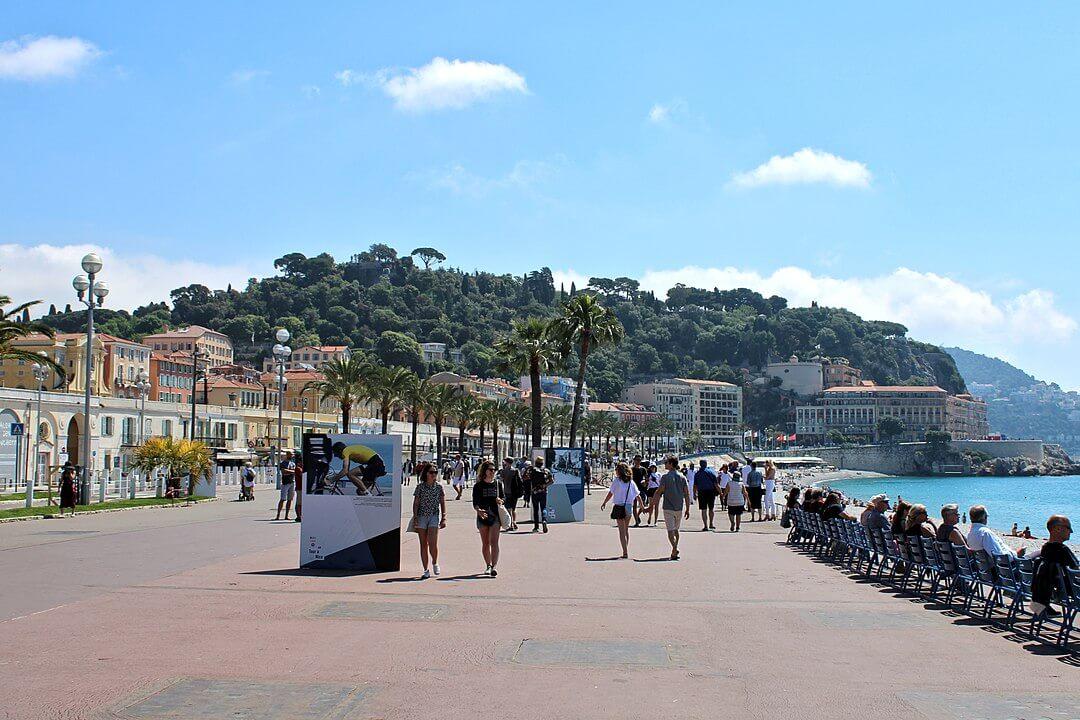 Locations de maisons de vacances à Nice