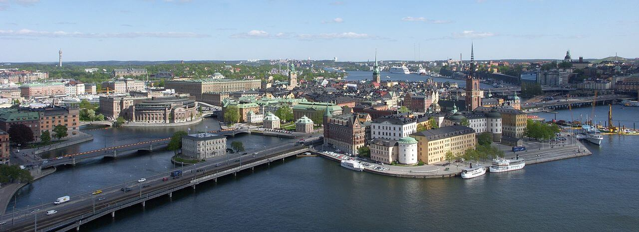 Semesterhem Boenden i Stockholm?