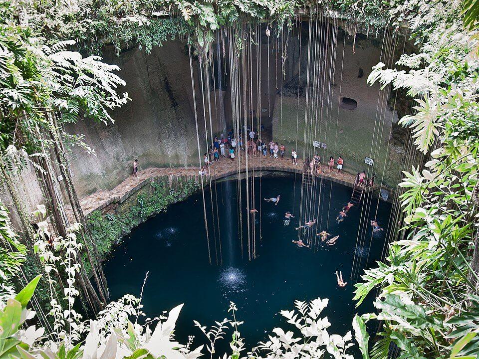 Renta de casas vacacionales en Cenote Kin-Ha
