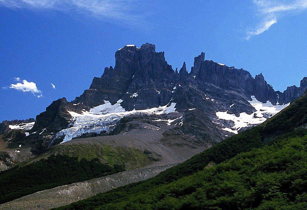 Alojamientos en Cerro Mauco