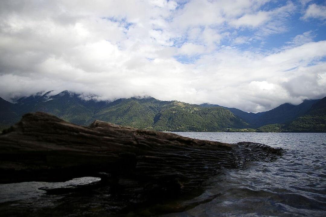Alojamientos en Lago Collico