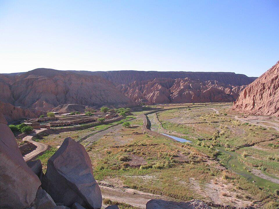 Alojamientos en San Pedro de Atacama