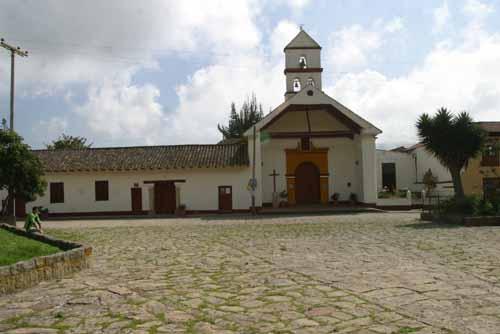 Alquileres de casas vacacionales en Zipacón