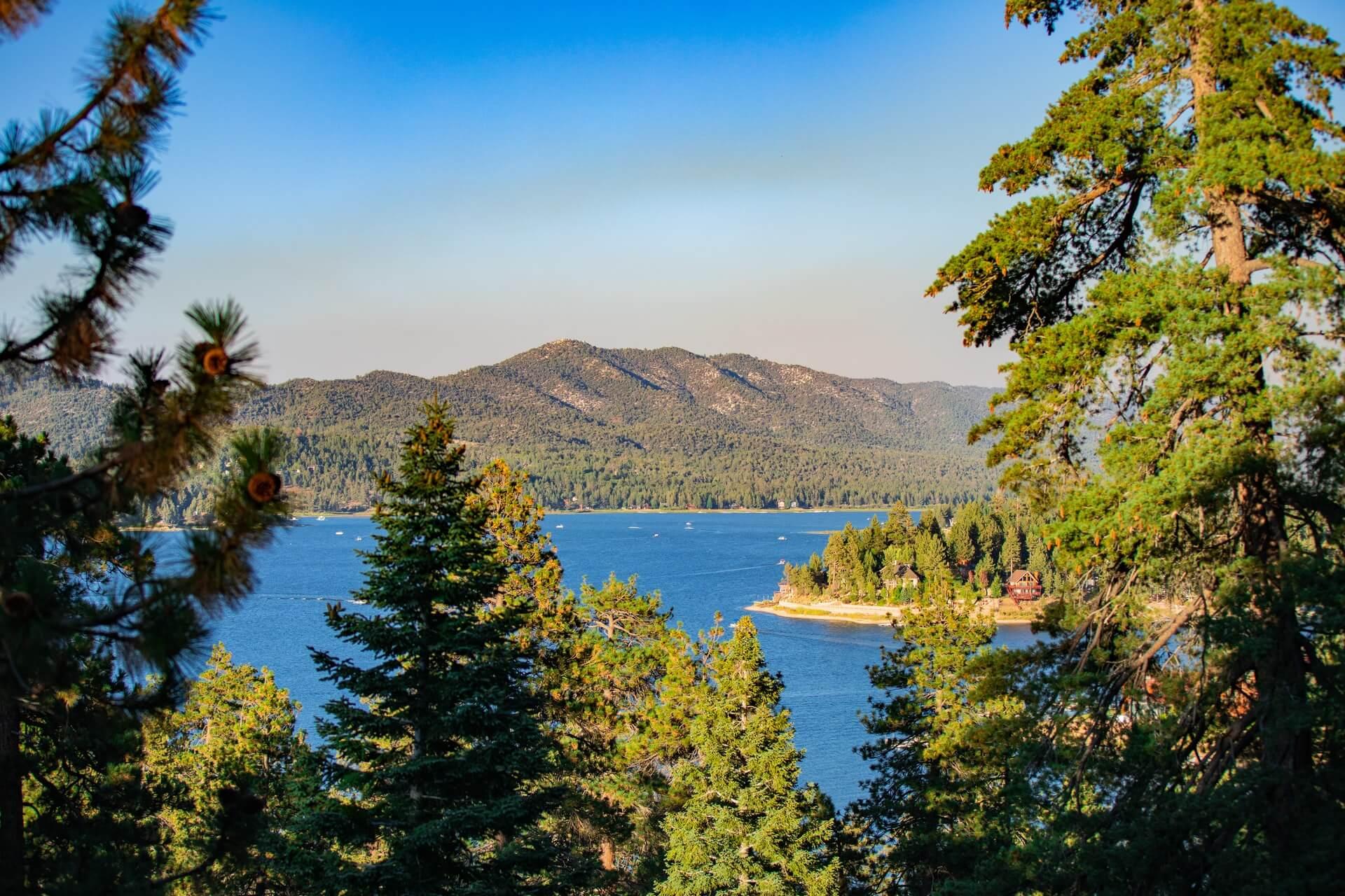 Cabins in Big Bear Lake