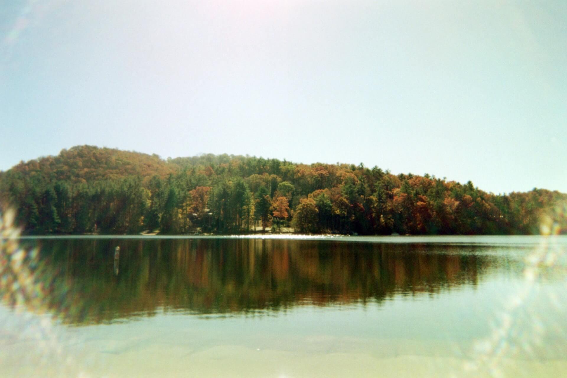 Cabins in Lake Glenville