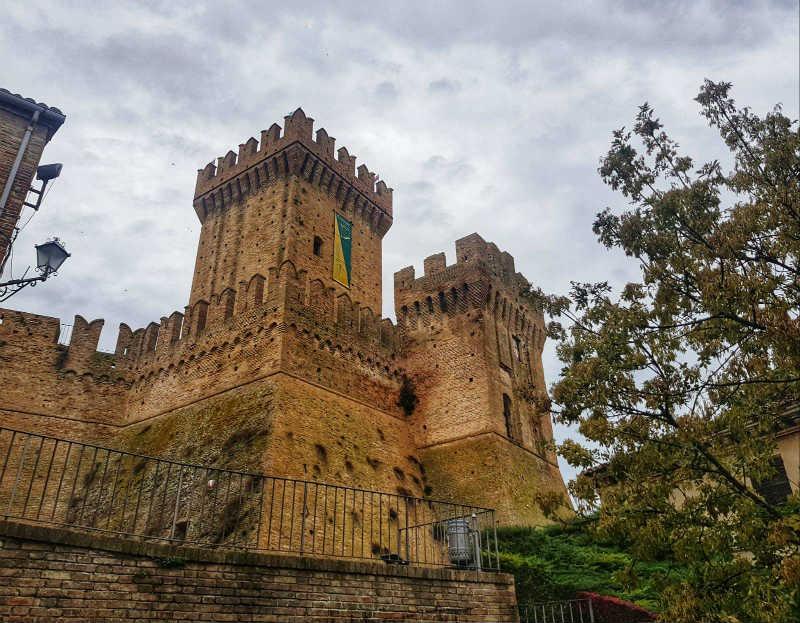 Rocca Offagna - Torre più alta