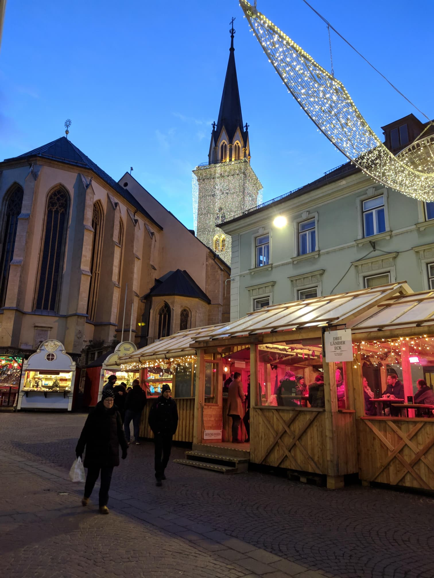 I Mercatini di Natale a Villach