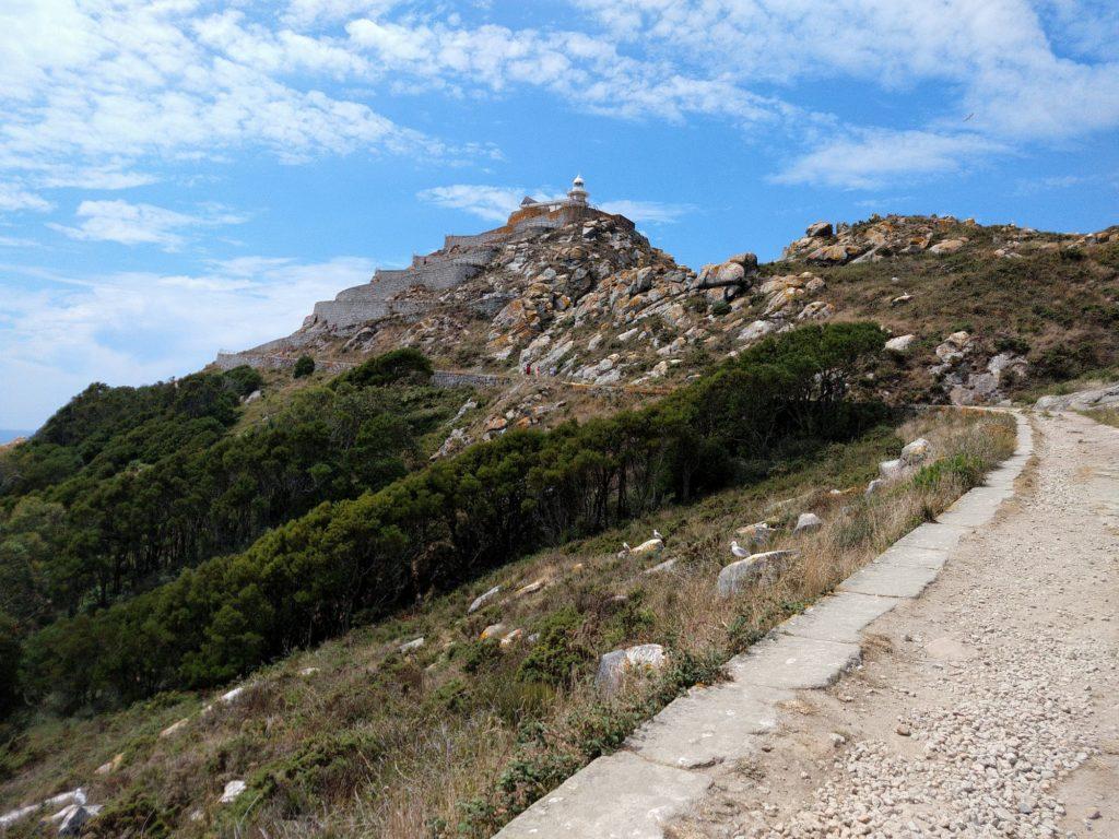 Percorso del Monte Faro alle Isole Cies