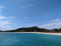 Isole Cies in Galizia