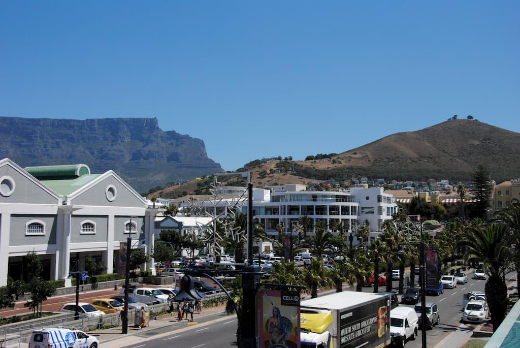 Waterfront a Città del Capo