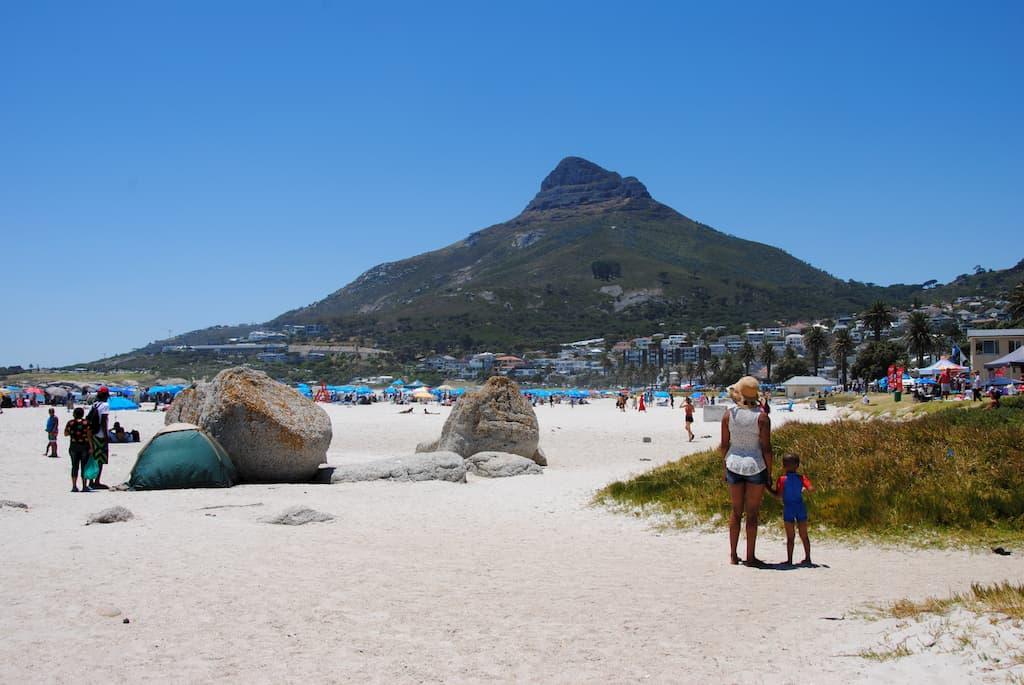 Camps Bay a Città del Capo