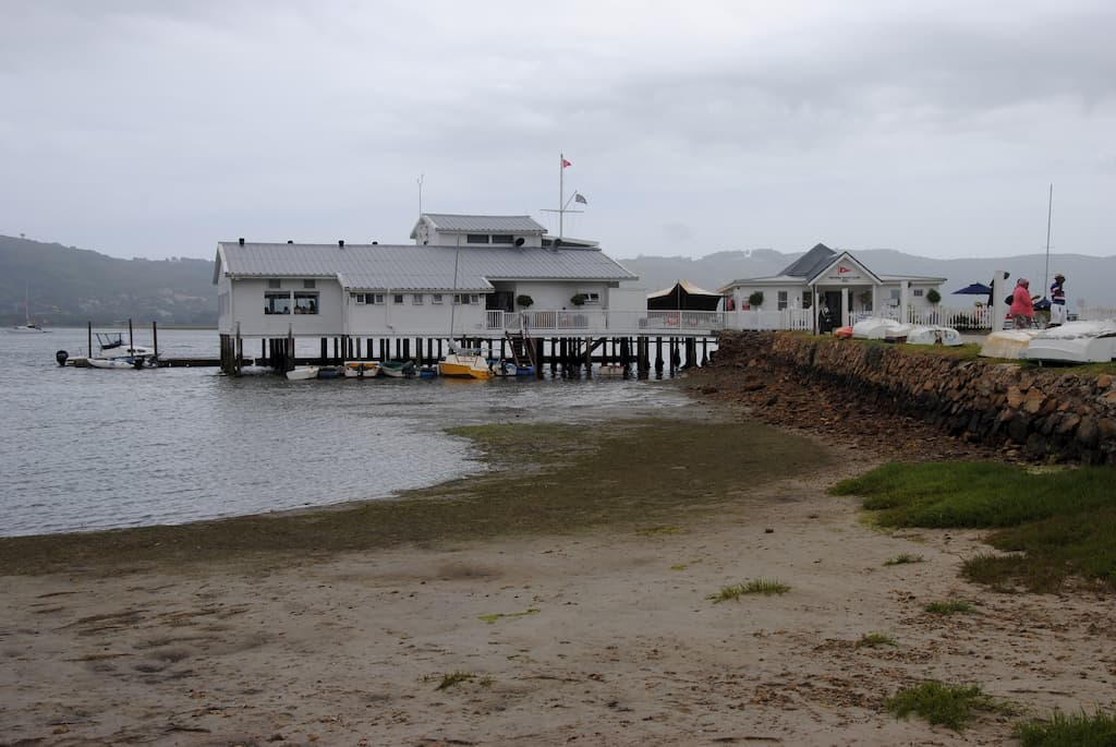 Uno Yacht Club a Knysna
