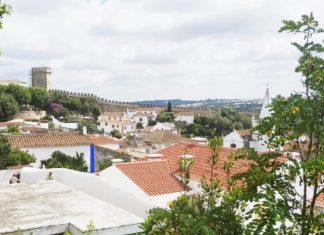 Obidos in Portogallo