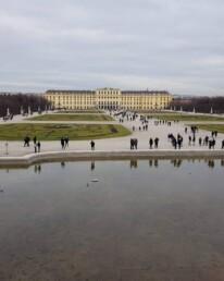 Palazzo imperiale degli Asburgo a Vienna