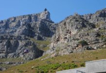 Funivia della Table Mountain
