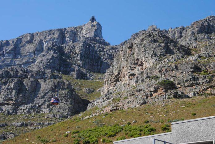 Funivia della Table Mountain
