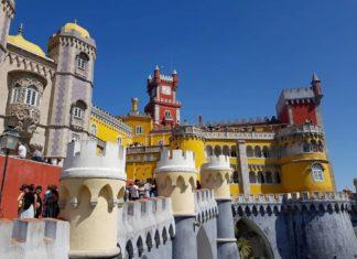 Palacio Pena a Sintra