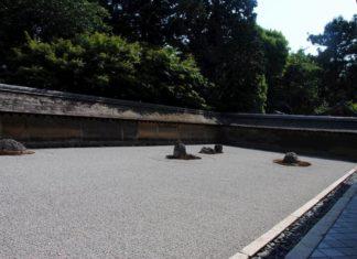 Tempio Ryoanji a Kyoto