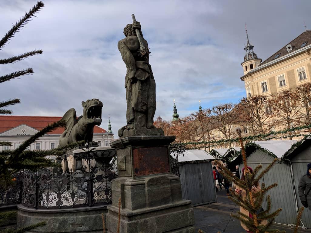 Il drago di Klagenfurt