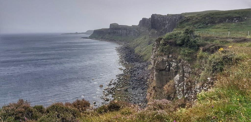 La scogliera Kilt Rock