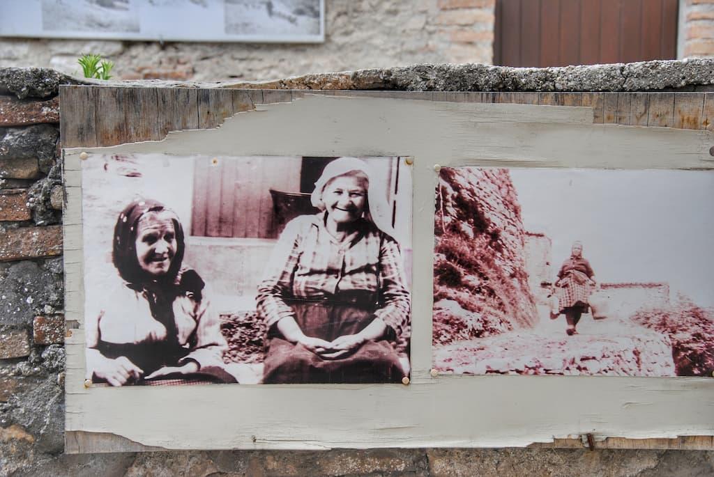 I vecchi abitanti di Elcito