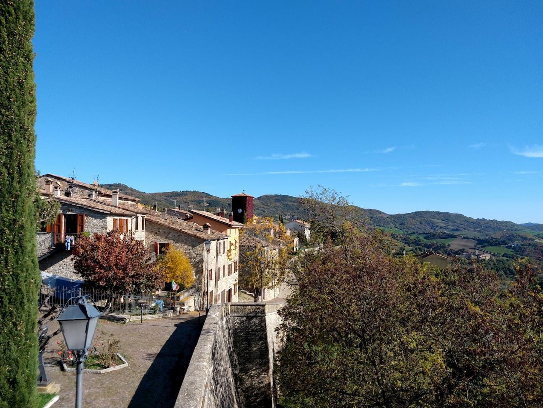 Frontino, il borgo della provincia di Pesaro e Urbino
