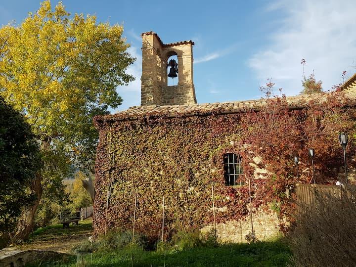 La Chiesa di San Silvestro a Pietrarubbia