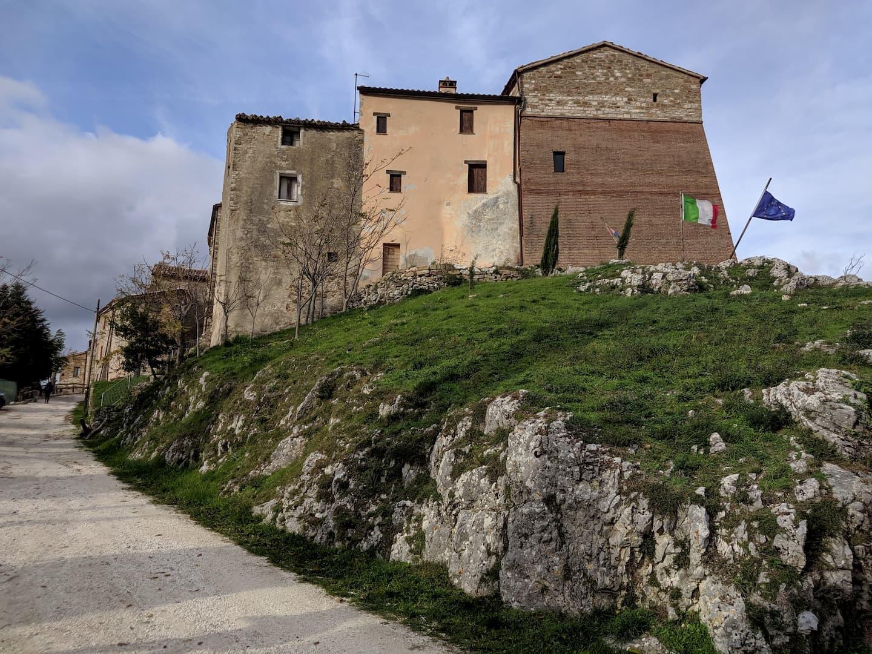 Il castello di Precicchie