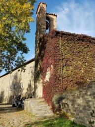 Il castello di Pietrarubbia