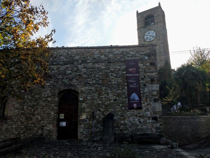 Il Museo Civico di Macerata Feltria