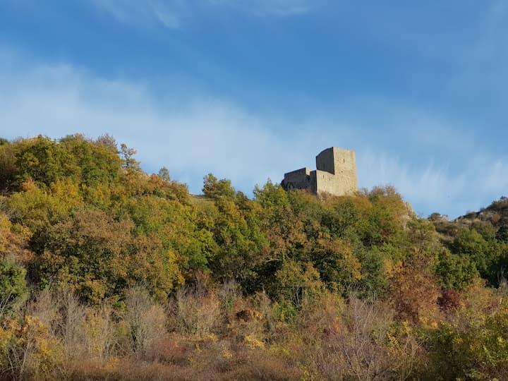 La Rocca di Pietrarubbia