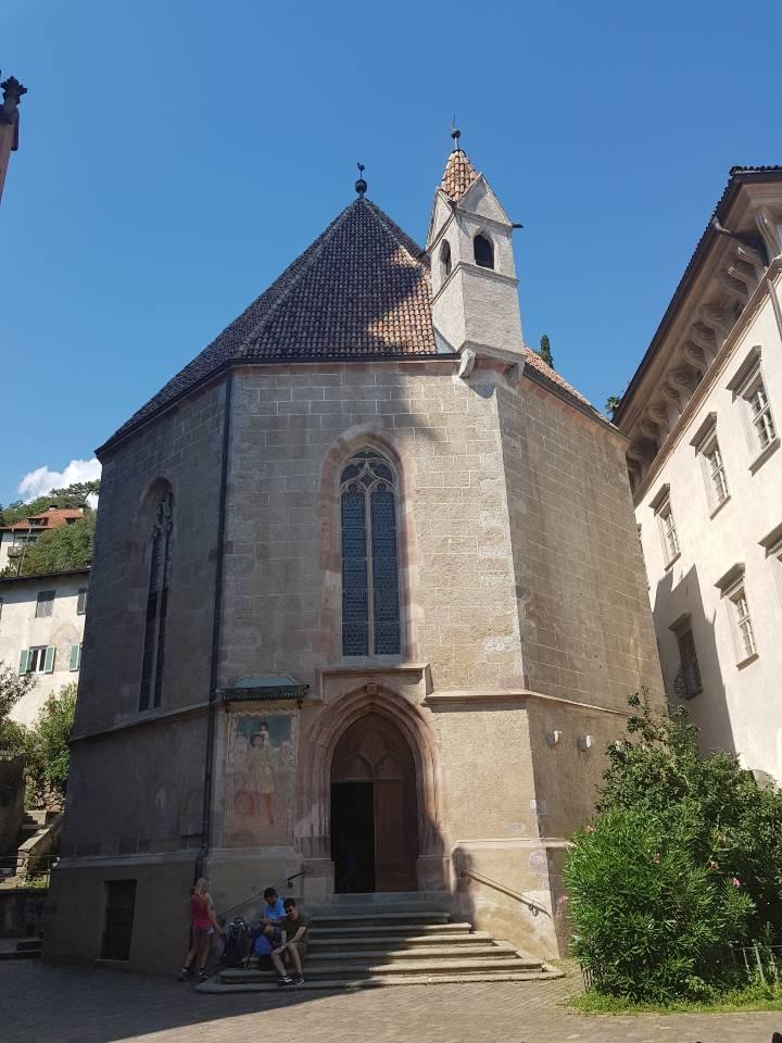 La Cappella del Duomo di San Nicolò