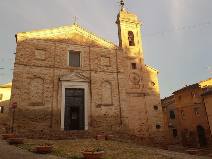 Chiesa di Santa Maria di Monterello