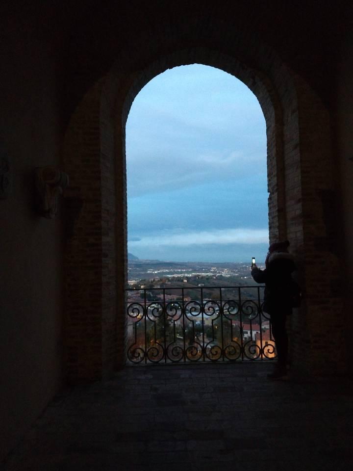 Vista da Palazzo Venieri