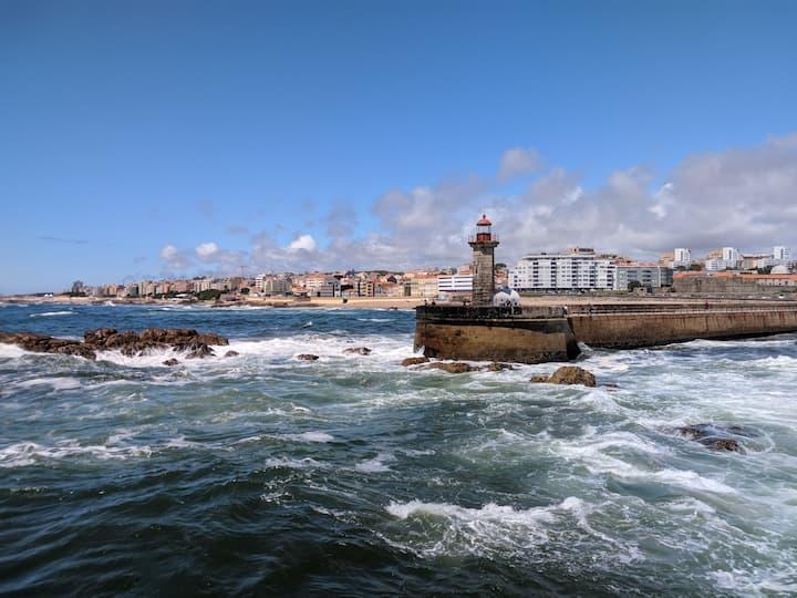 Farolim de Felgueiras a Porto