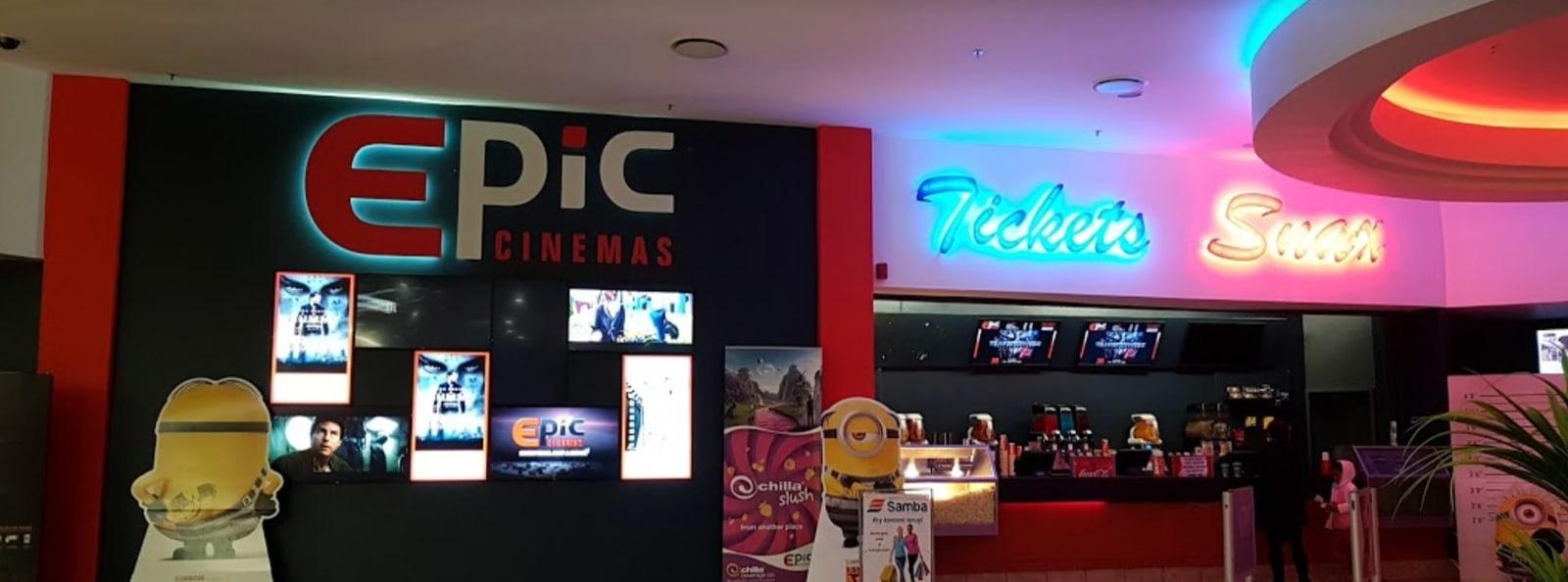 Mall@Reds Epic Cinemas