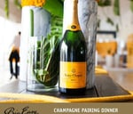 Veuve Clicquot and Food Pairing Lunch : Big Easy Durban by Ernie Els