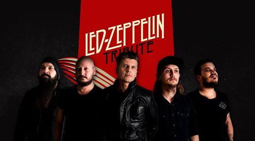 Led Zeppelin Tribute - Cresta Barnyard : Cresta Barnyard