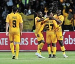 SuperSport United vs Kaizer Chiefs : Kaizer Chiefs Supporters
