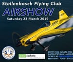 SFC Airshow 23 MARCH 2019 : Stellenbosch Flying Club