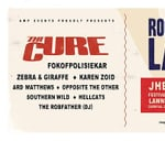 The Cure Live in JHB | Rock on the Lawns 2019 : Carnival City Casino and Entertainment World