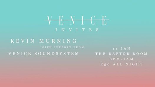 Venice Invites Kevin Murning : The Raptor Room