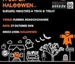 Halloween ComicFest Durban : SuperBurger