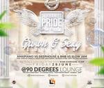 Durbanite Pride PRE PARTY - [GROWN & SEXY EDITION] : 90 Degrees Lounge